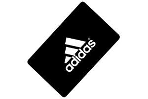 Tarjeta regalo Adidas