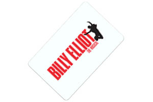 Tarjeta regalo Musical Billy Elliot