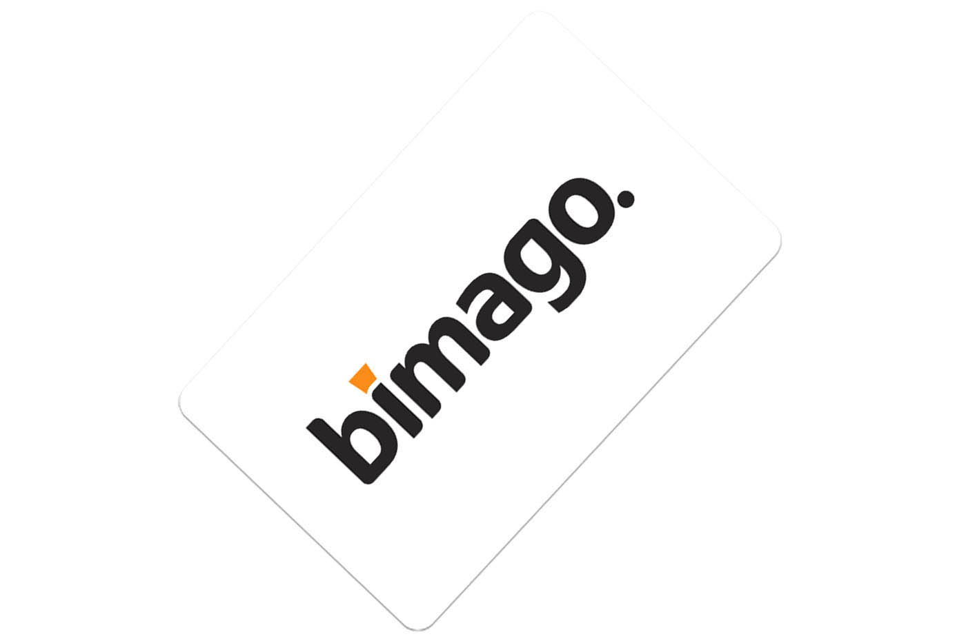 Tarjeta regalo Bimago