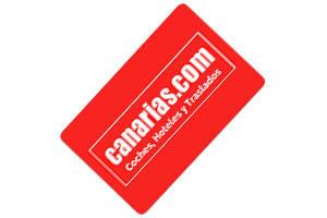 Tarjeta regalo Canarias.com