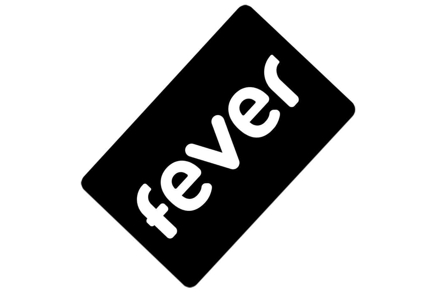 Tarjeta regalo Fever