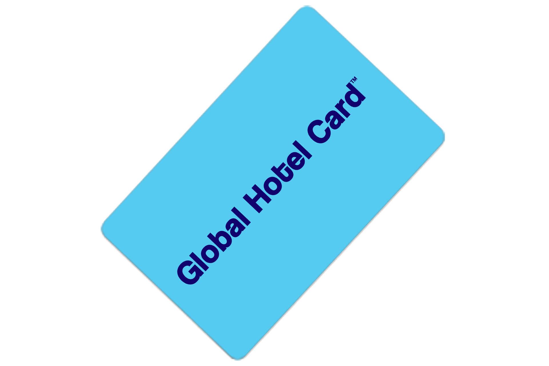 Tarjeta regalo Global Hotel Card