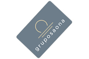 Tarjeta regalo Saona - Restaurantes
