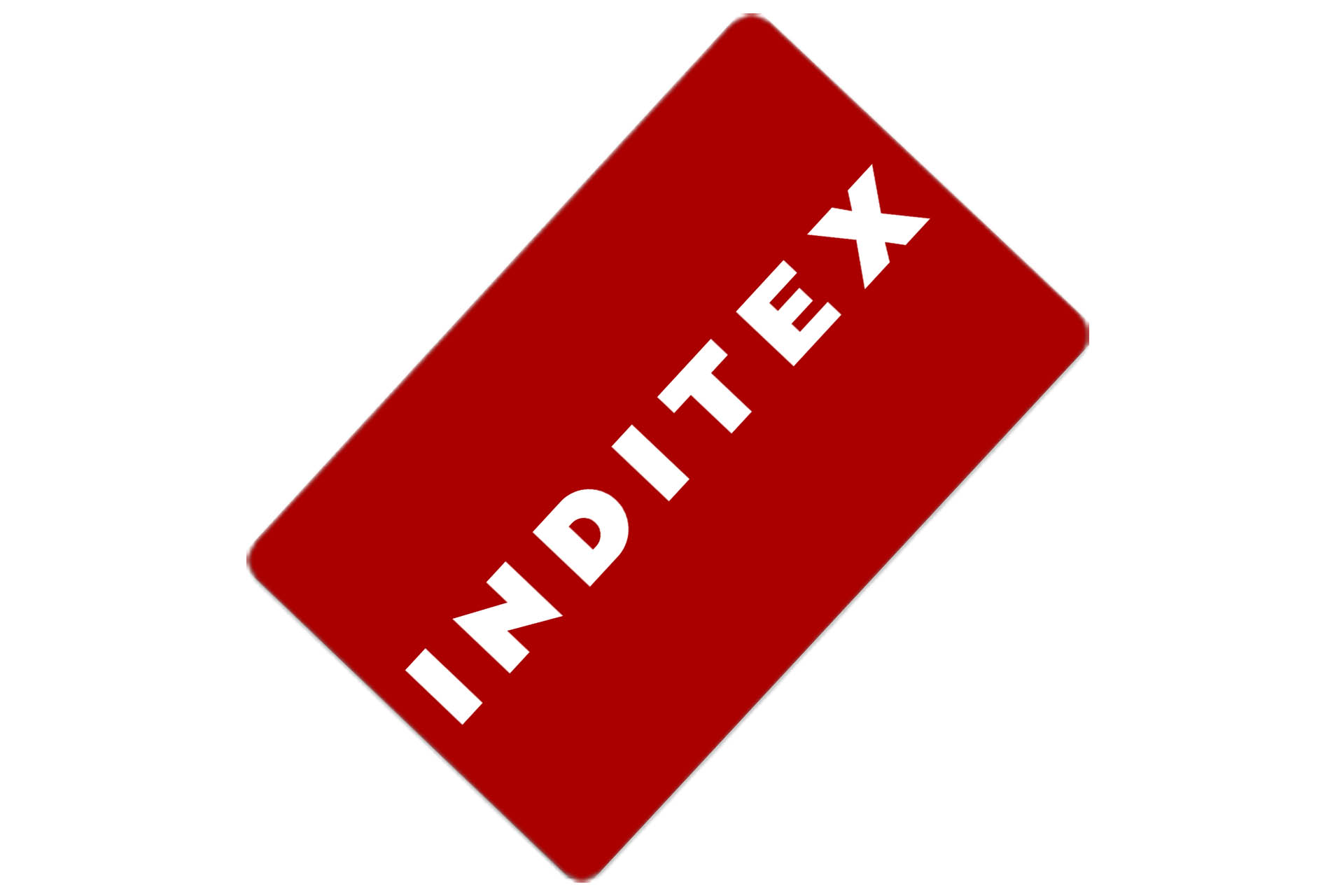 Tarjeta regalo Grupo Inditex