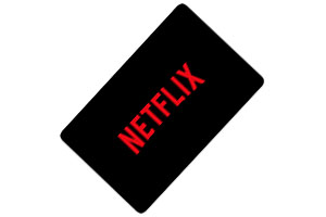 Tarjeta regalo Netflix