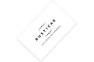 Tarjeta regalo Rusticae