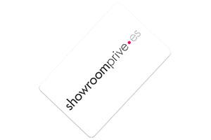 Tarjeta regalo Showroomprive