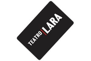 Tarjeta regalo Teatro Lara Madrid