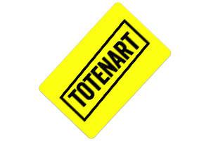 Tarjeta regalo Totenart