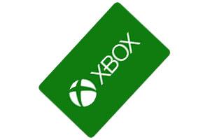 Tarjeta regalo Xbox