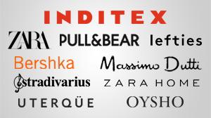 Tarjeta regalo de Inditex