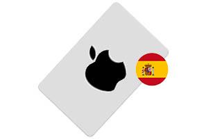 Tarjeta regalo Apple ES