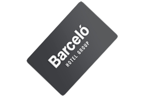 Tarjeta regalo Barceló Hoteles
