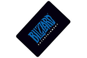 Tarjeta regalo Blizzard Entertainment