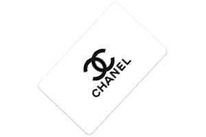 Tarjeta regalo Chanel