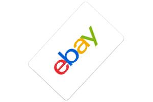 Tarjeta regalo Ebay