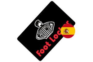 Tarjeta regalo Foot locker