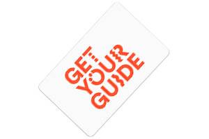 Tarjeta regalo Get Your Guide