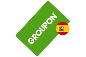 Tarjeta regalo Groupon