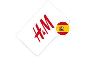 Tarjeta regalo H&M