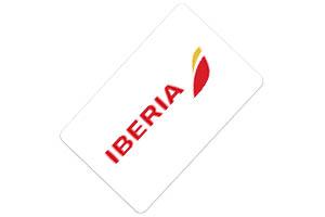 Tarjeta regalo Iberia
