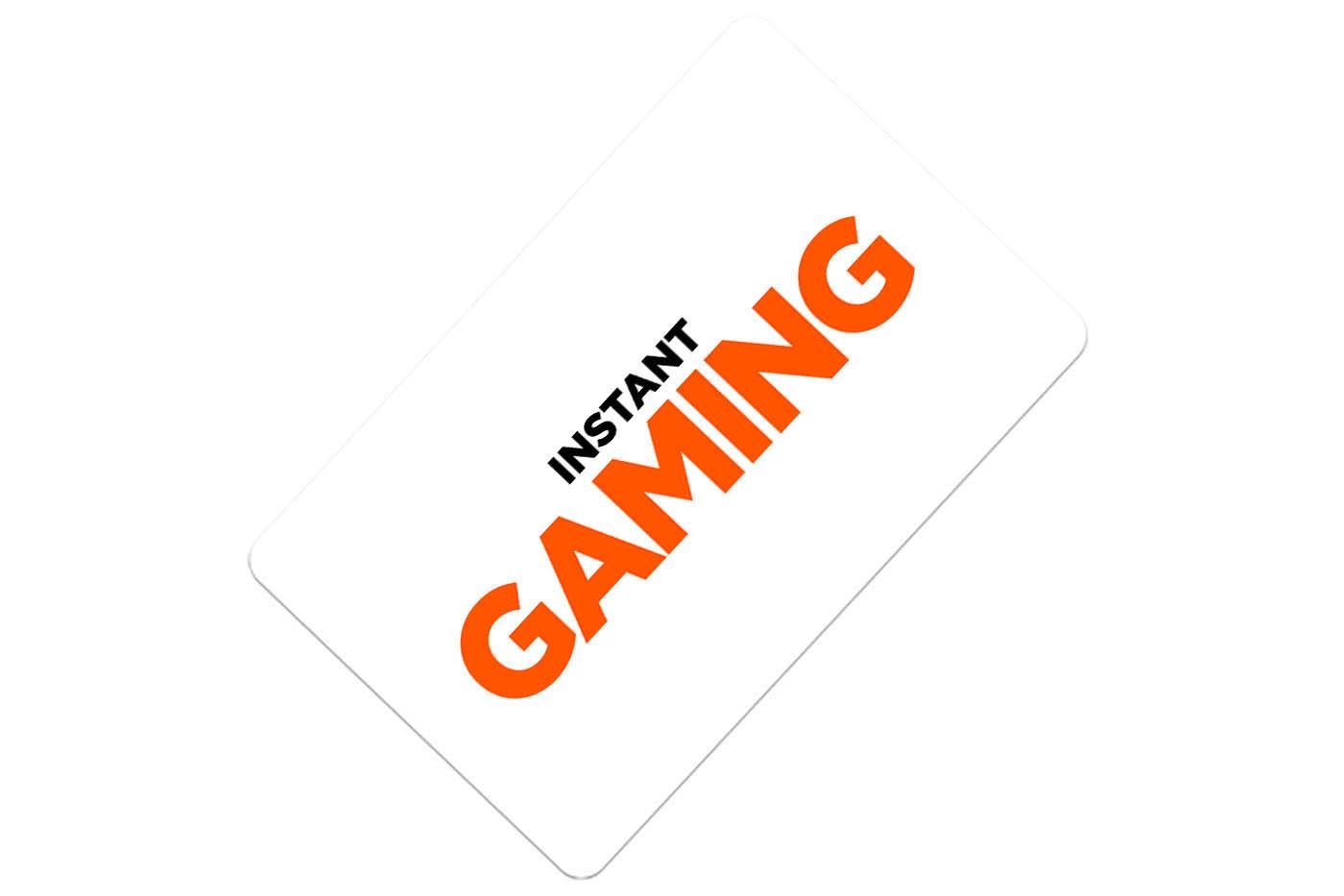 Tarjeta regalo Instant Gaming