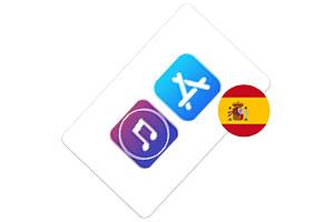 Tarjeta regalo Itunes & App Store ES