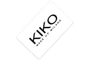 Tarjeta regalo KIKO Milano