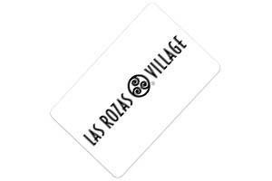 Tarjeta regalo Las Rozas Village Madrid