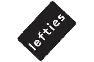 Tarjeta regalo Lefties