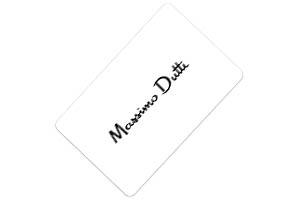 Tarjeta regalo Massimo Dutti