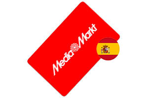 Tarjeta regalo Mediamarkt