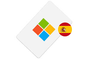 Tarjeta regalo Microsoft Store