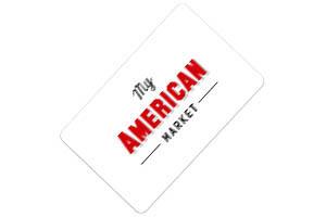 Tarjeta regalo My American Market