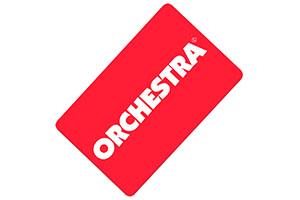 Tarjeta regalo Orchestra