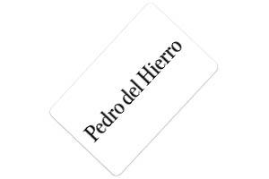Tarjeta regalo Pedro del Hierro