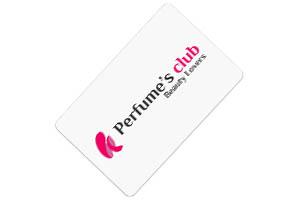 Tarjeta regalo Perfume's club