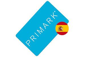 Tarjeta regalo Primark