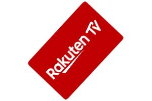 Tarjeta regalo Rakuten TV