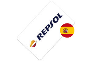 Tarjeta regalo Repsol Carburante