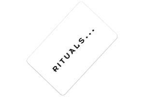 Tarjeta regalo Rituals
