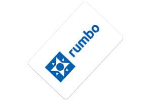 Tarjeta regalo Rumbo