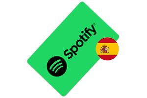 Tarjeta regalo Spotify Premium