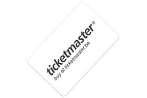 Tarjeta regalo Ticketmaster