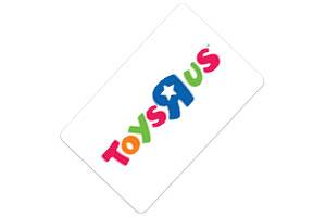 Tarjeta regalo Toys R Us
