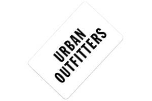 Tarjeta regalo Urban Outfitters