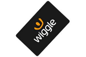Tarjeta regalo Wiggle