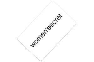 Tarjeta regalo Women'secret