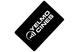 Tarjeta regalo Yelmo Cines