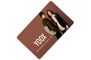 Tarjeta regalo Yoox